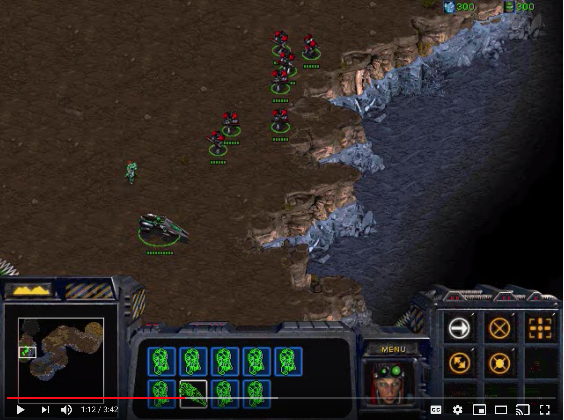 Starcraft - Terran Mission 5: Revolution